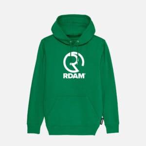 rdam hoodie groen rotterdam kleding