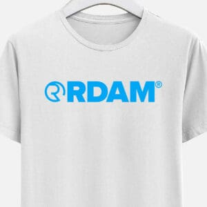 rdam shirt neon blue