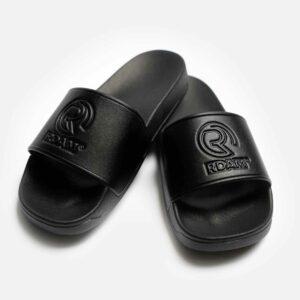 rdam rotterdam slippers zwart