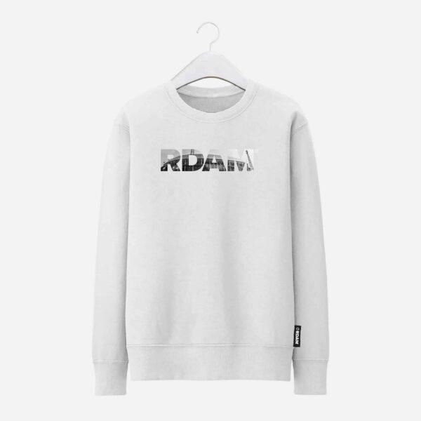 rdam sweater Feyenoord kuip v2 wit